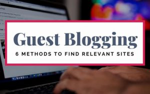 Free Guest posting sites list -Guest blogging sites to Submit Guest Post