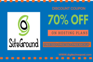 SiteGround Coupon Codes 2020 – Up To 70% Off – Free SSL